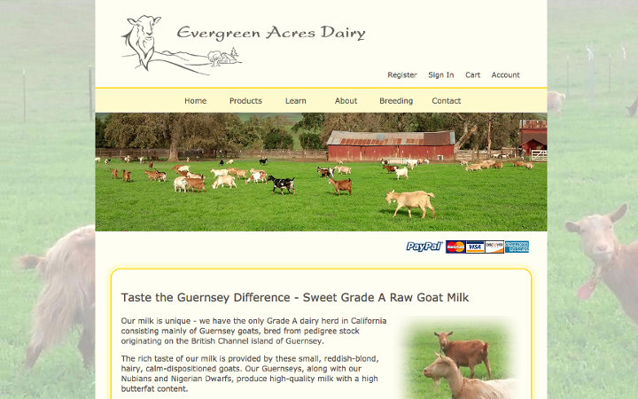 Evergreen Acres Dairy