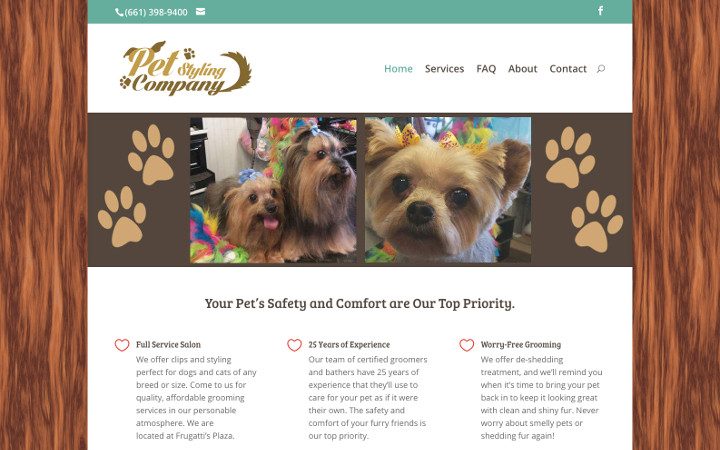 The PetStyling Company